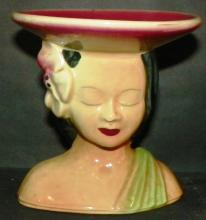 Shawnee Head Vase - Hawaiian