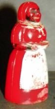 Black Americana Salt Shaker