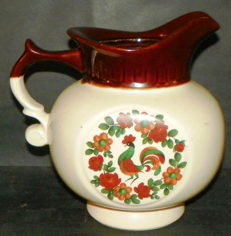 McCoy Kitchen Chicken Pitcher