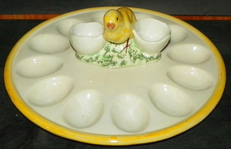 Twelve Hole Deviled Egg Server