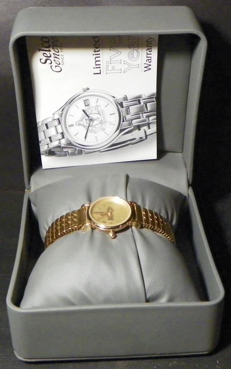 Selco Genève 70th Anniversary Watch