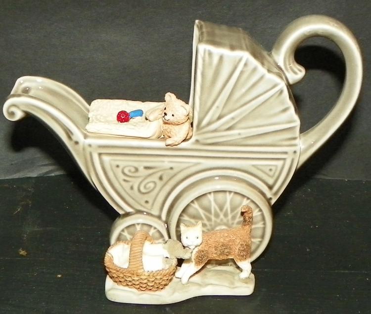 Park Rose Porcelain Figure