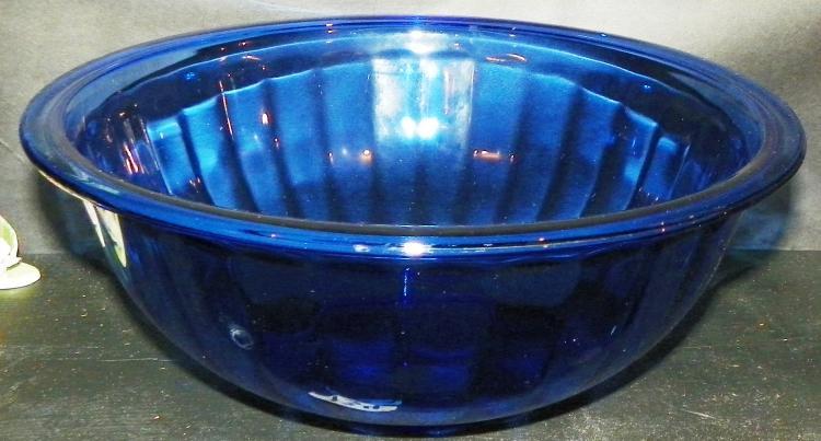 Pyrex Cobalt Blue Mixing Bowl