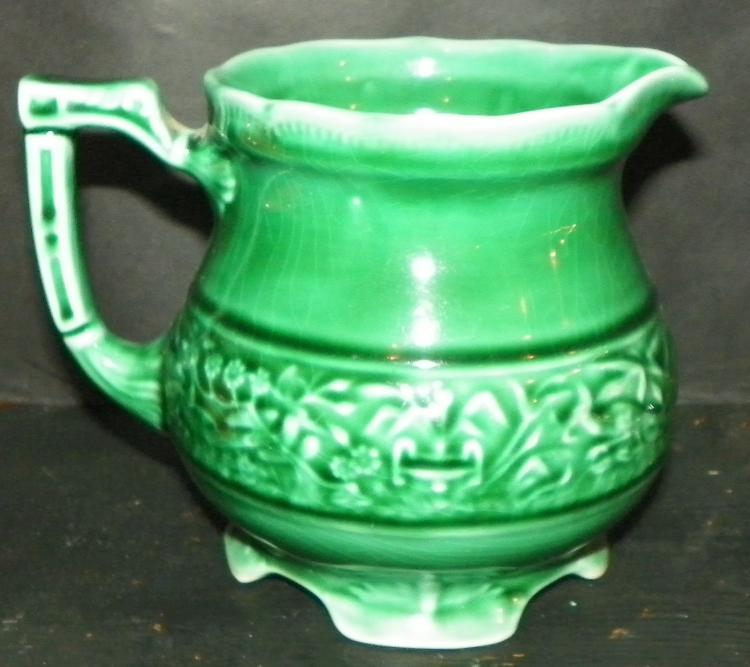 USA Art Pottery Pitcher
