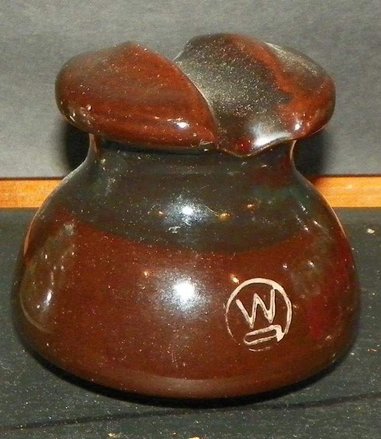 Westinghouse Porcelain Insulator