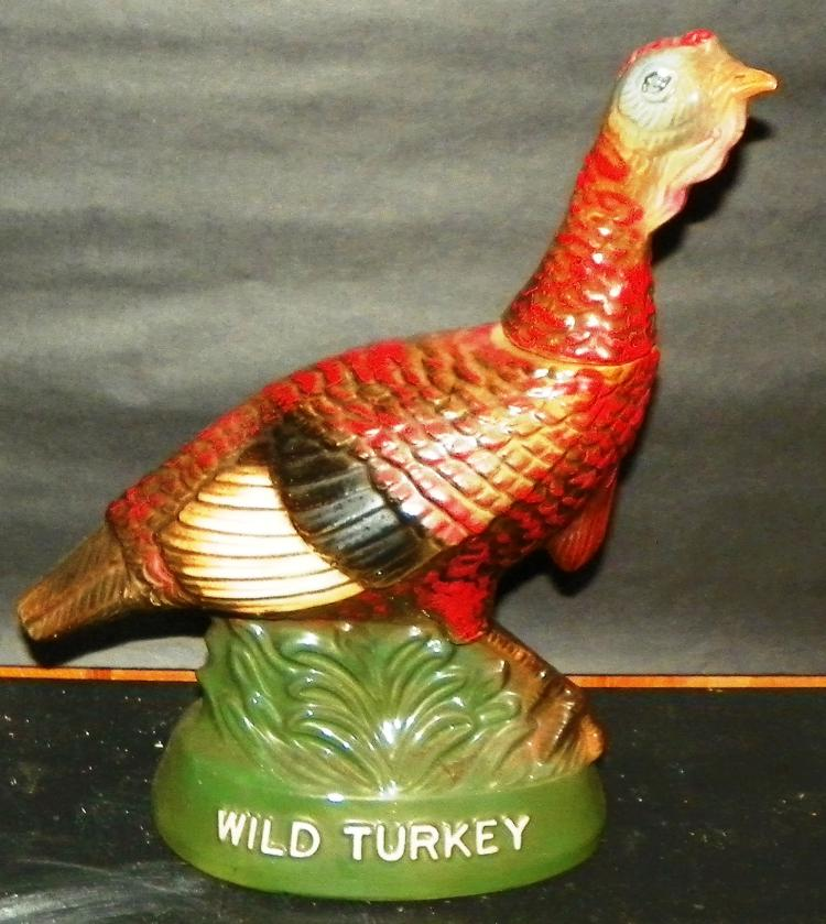 Wild Turkey Decanter