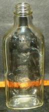 Clear Medical Bottle