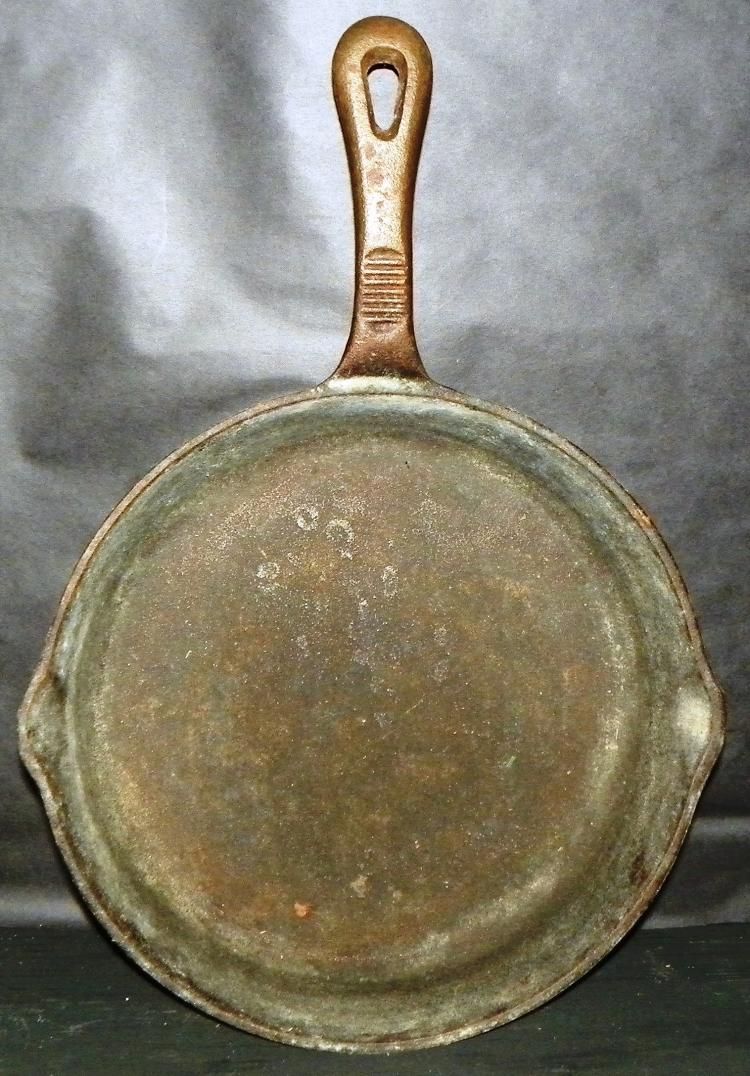 Cast Iron Frying Pan-MSE