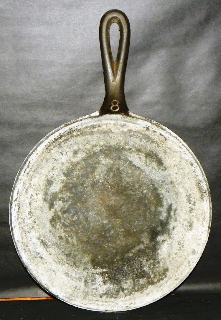 Cast Iron Pancake Griddle