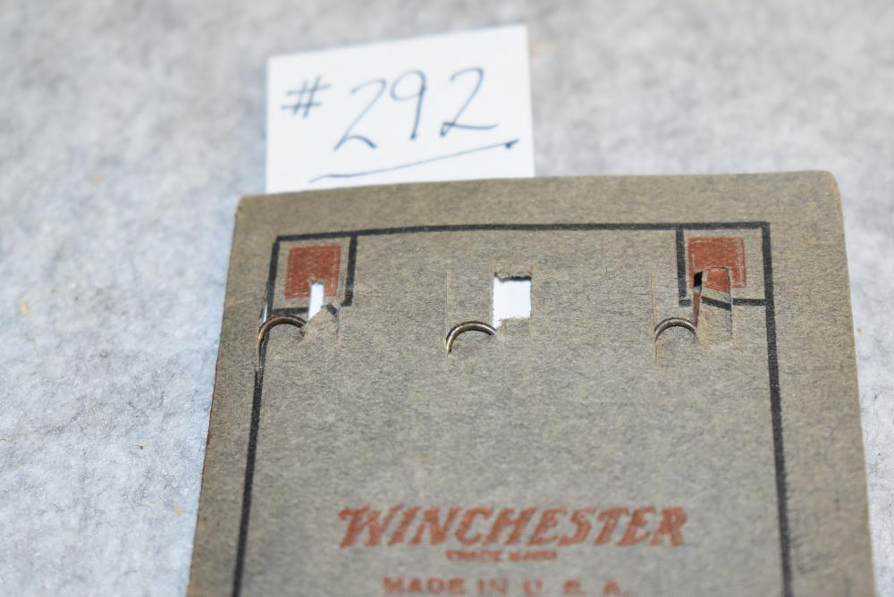 Winchester Snelled Hooks in Package – Size #1 – Some Hooks Different Sizes