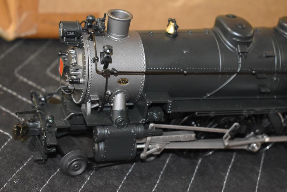 Lionel – PRR K- 4-6-2 Steam Locomotive & Tender #6-38025, As