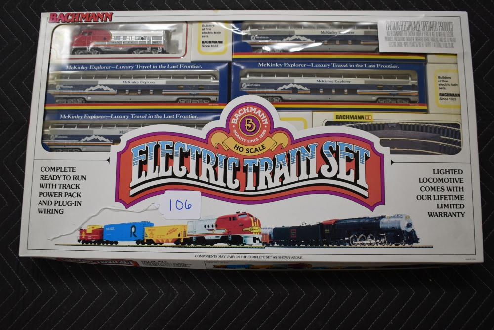 ho trains track and transformer wiring bachmann     ho scale 00495 electric train set w track and  bachmann     ho scale 00495 electric