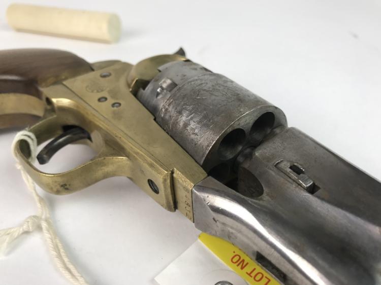 Connecticut Valley Arms Replica 1851 Navy Revolver