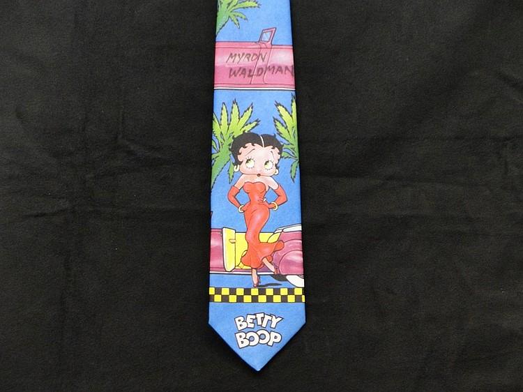 Betty Boop Tie