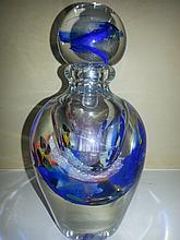 Jean Claude Navaro Glass Sculpture