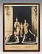 TRH King George VI, Queen Elizabeth, Princess