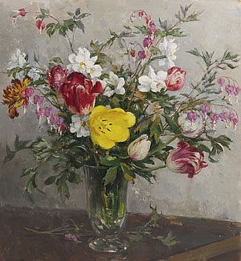 Porfiri Nikitch Krylov (1902 - 1991), oil on