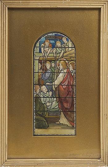 Stephen Adam (1848 - 1910), set of four