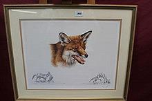 Susan Crawford, signed limited edition print of