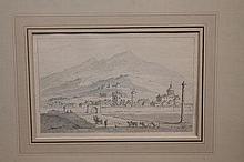 Thomas Sunderland (1744 - 1828), pencil and
