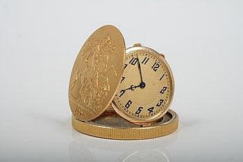 Fine 1920s Royal presentation Edward VII 1902 gold