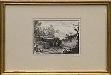 Peter Tillemans (1684 - 1734), monochrome