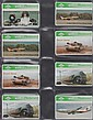 B.T. GENERAL PRIVATE CARDS: BTG 351-409 (94)