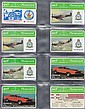 B.T. GENERAL PRIVATE CARDS: BTG 51-100 incl. BTG