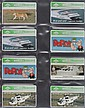B.T. GENERAL PRIVATE CARDS: BTG 158-213 (77)