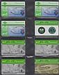 B.T. COMMEMORATIVE CARDS: BTC 33-60 incl. BTC