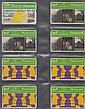 B.T.INTERNAL CARDS: BTI 1-29 incl. BTI 20 Press