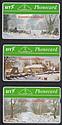 B.T.INTERNAL CARDS: BTI 11A-13A Christmas 91
