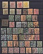 COLLECTIONS AND MIXED LOTS World stamps in large