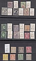 COLLECTIONS AND MIXED LOTS: World stamps M or U on
