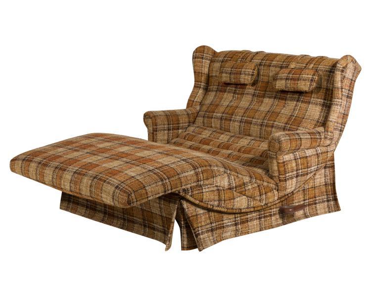 Contour Chair Company Double Recliner