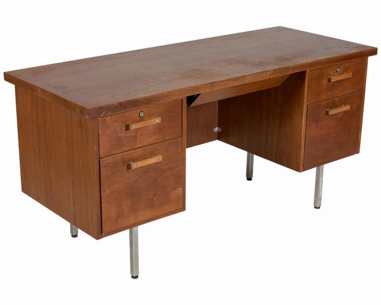 Designcraft Teak Office Desk