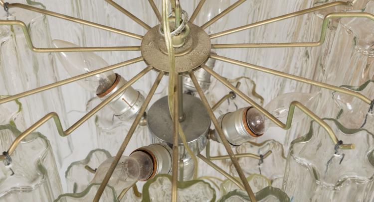 Camer tubular glass chandelier - The tubular glass house ...
