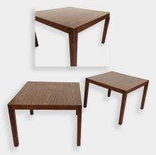 Pair Danish Walnut End Tables
