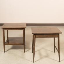 Two Paul McCobb Side Tables