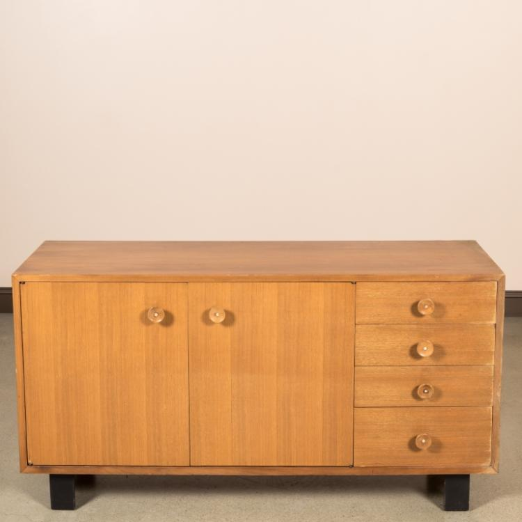 George Nelson for Herman Miller Birch Buffet