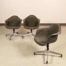 Group of Three Herman Miller Office Chairs