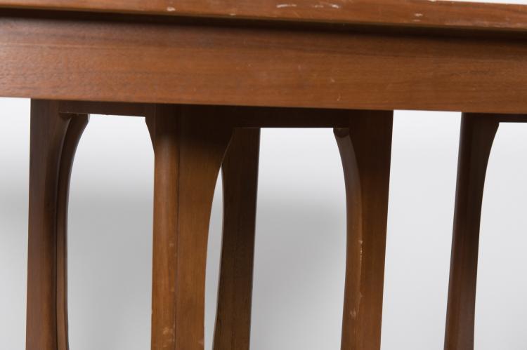 broyhill brasilia dining room table