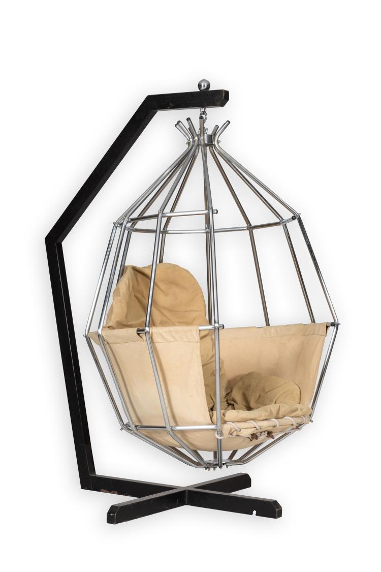 Ib Arberg Parrot Chair