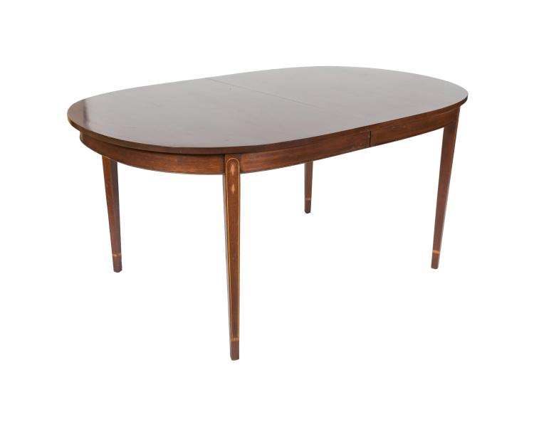 Sold Price Virginia Galleries Henkel Harris Dining Table February 4 0118 12 00 Pm Est