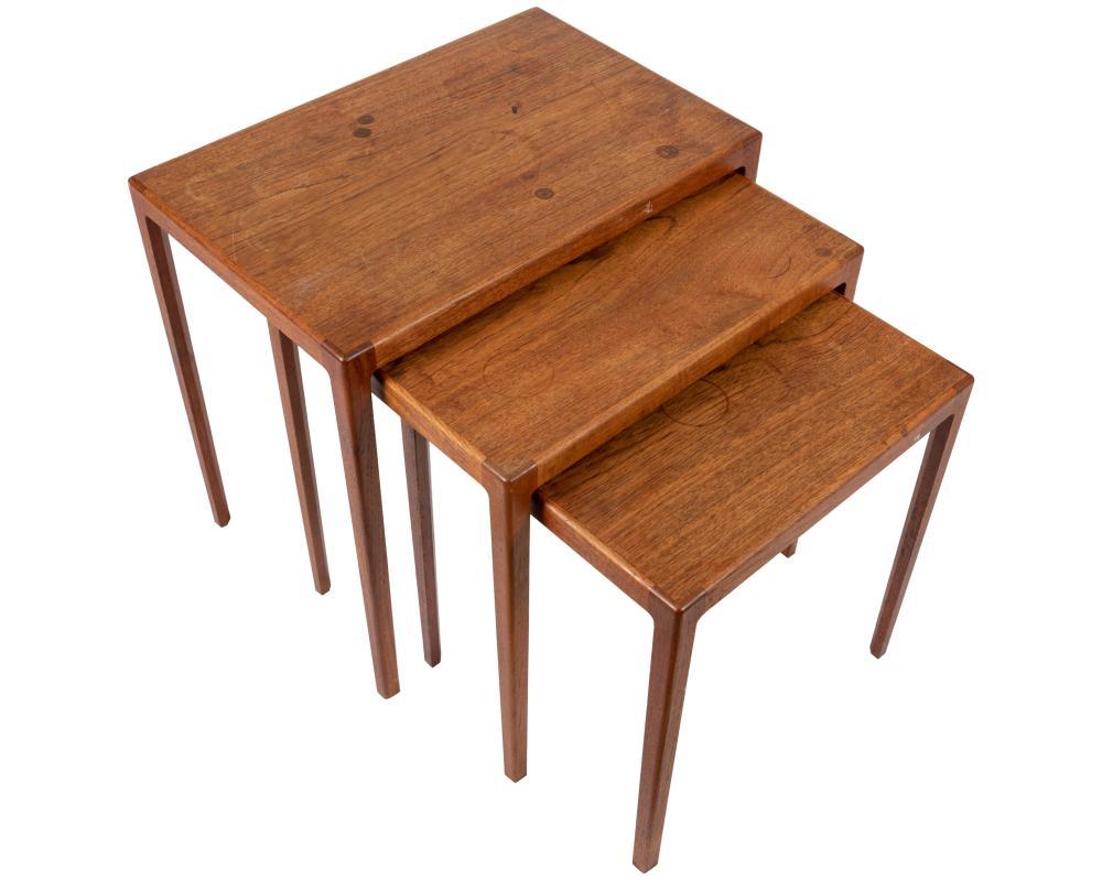 Ludvig Pontoppidan - Nest of Tables