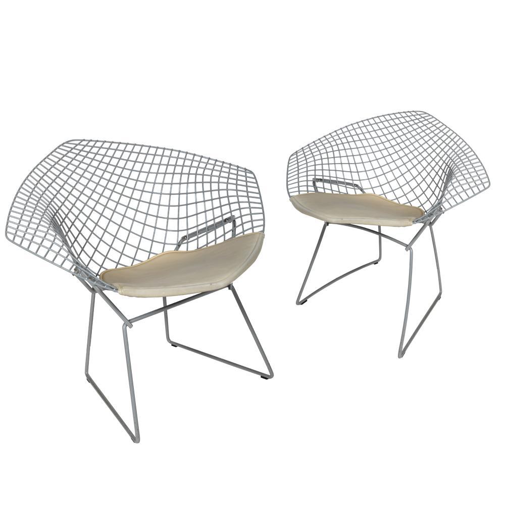 Harry Bertoia - Knoll - Diamond Chairs