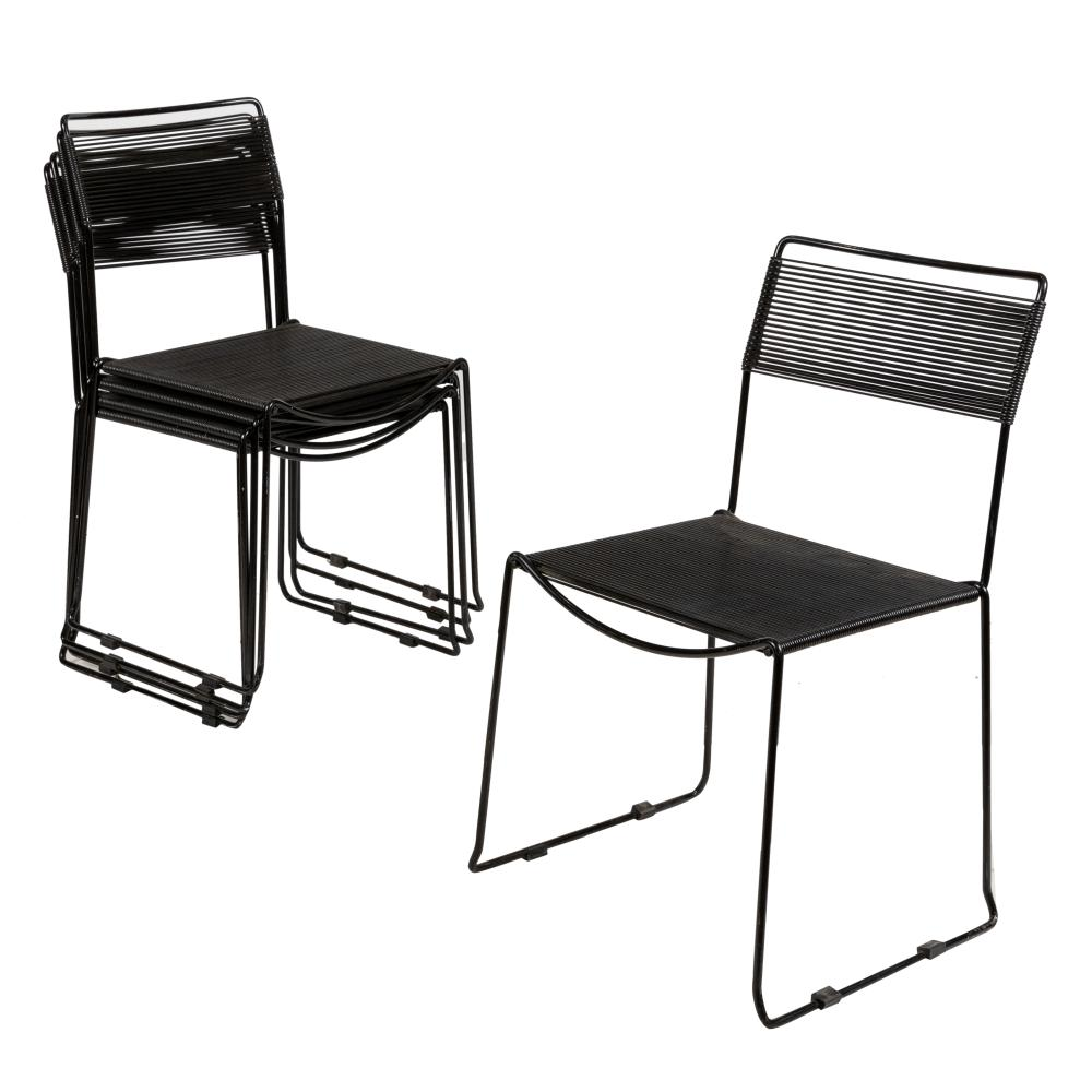 Giandomenico Belotti - Spaghetti Chairs - Five