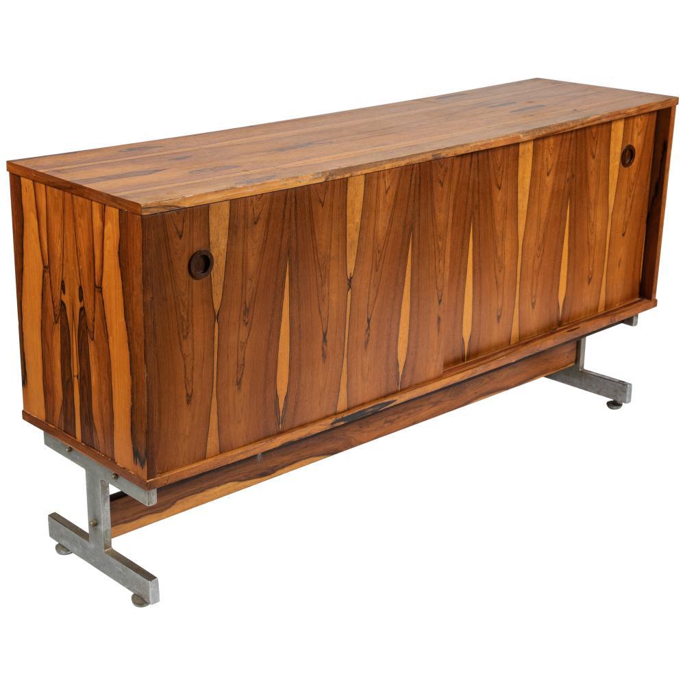 Merrow - Exotic Wood - Credenza