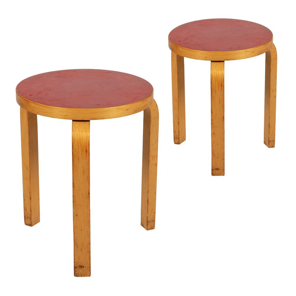 Alvar Aalto - Nesting Tables