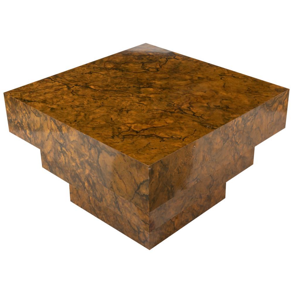 Three Tier Side Table